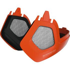 ABUS Scraper 3.0 Winter-Set signal orange